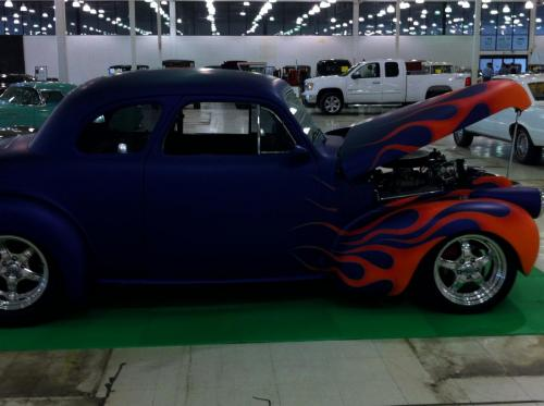 Larry's 40 Mat Finish Hot Rod 15