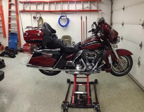 Sam's Harley 12
