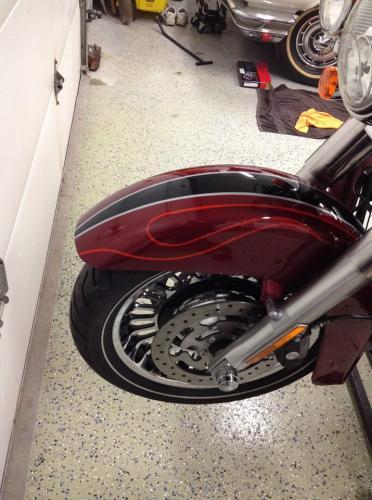 Sam's Harley 8