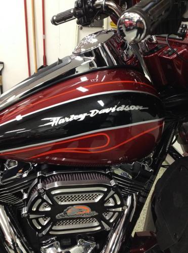 Sam's Harley 9